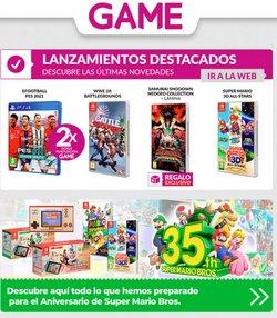 Catálogo Game en Mairena del Aljarafe ( Caduca hoy )