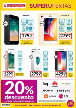 Ofertas de Iphone 7 en Game