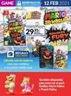 Catálogo Game en Ourense ( Publicado ayer )