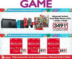 Ofertas de Game en el catálogo de Game ( 3 días más)