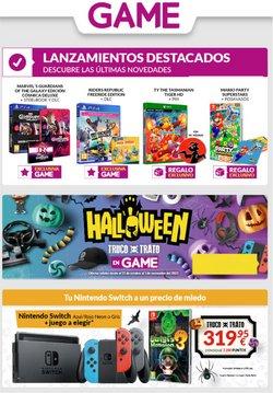 Ofertas de Game en el catálogo de Game ( Publicado ayer)