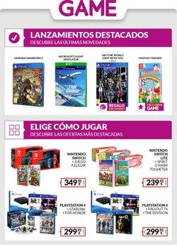 Catálogo Game ( Publicado hoy)