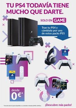 Catálogo Game ( Caduca hoy)