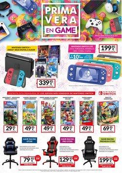 Catálogo Game ( Caduca mañana)