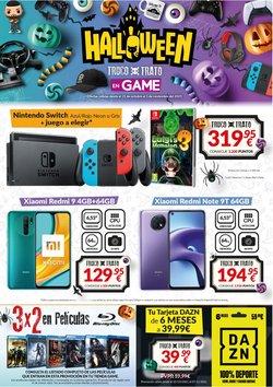 Ofertas de Game en el catálogo de Game ( 5 días más)