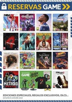 Ofertas de Game en el catálogo de Game ( Más de un mes)