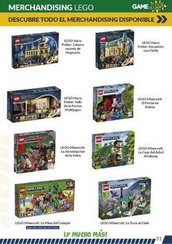 Ofertas de LEGO en el catálogo de Game ( Más de un mes)