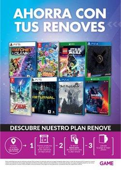 Catálogo Game ( Más de un mes)