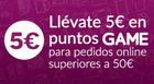 Cupón Game en Algeciras ( 2 días publicado )