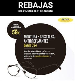 Ofertas de Optica Universitaria  en el folleto de Barcelona