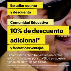 c6c3a8a09cb42 Ofertas de Optica Universitaria en el folleto de Barcelona