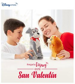 Ofertas de Disney  en el folleto de Madrid