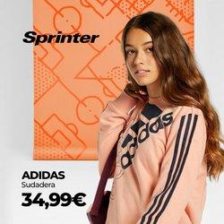 Ofertas de Adidas en el catálogo de Sprinter ( 4 días más)