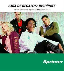 Ofertas de Deporte  en el folleto de Sprinter en Utrera