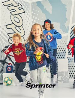 Ofertas de Deporte  en el folleto de Sprinter en Puertollano
