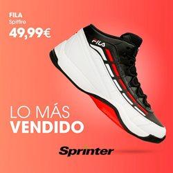 Ofertas de Sprinter  en el folleto de Alicante