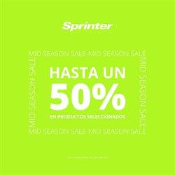 Ofertas de Deporte  en el folleto de Sprinter en Reus