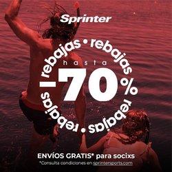Catálogo Sprinter ( 26 días más)