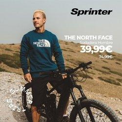 Ofertas de The North Face en el catálogo de Sprinter ( 26 días más)