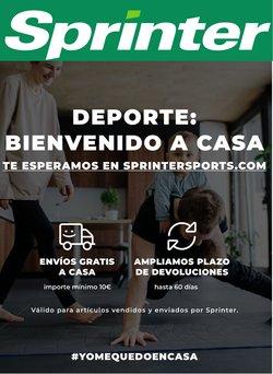 Catálogo Sprinter en El Ejido ( 7 días más )