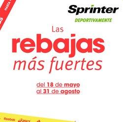 Catálogo Sprinter en Gandia ( 24 días más )