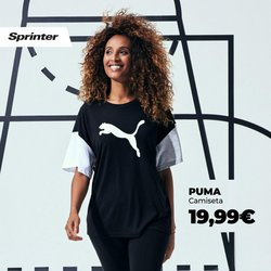 Ofertas de Puma en el catálogo de Sprinter ( 11 días más)
