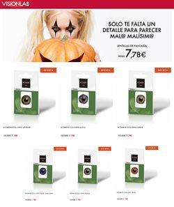 Ofertas de Visionlab  en el folleto de Pontevedra