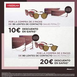Ofertas de Visionlab  en el folleto de Madrid