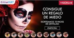 Ofertas de Lentillas  en el folleto de Visionlab en Madrid
