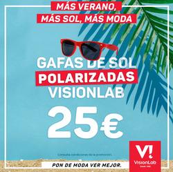Cupón Visionlab en Málaga ( Publicado hoy )