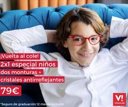 Cupón Visionlab en Cáceres ( 3 días más )