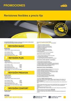 Ofertas de Rodi  en el folleto de Barcelona