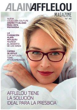 Ofertas de Salud y ópticas  en el folleto de Alain Afflelou en Alcalá de Henares