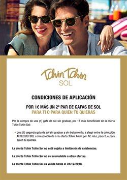 Ofertas de Gafas de sol  en el folleto de Alain Afflelou en Ávila