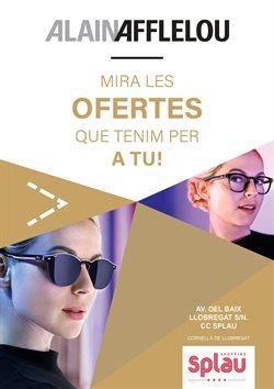 Ofertas de Primeras marcas  en el folleto de Alain Afflelou en Esplugues de Llobregat