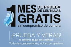 Ofertas de Salud y ópticas  en el folleto de Alain Afflelou en Vitoria