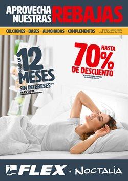 Ofertas de Hogar y muebles  en el folleto de Noctalia en Madrid