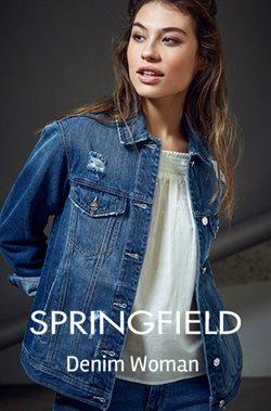Ofertas de Springfield  en el folleto de Fuenlabrada