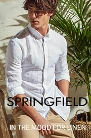 Springfield In the mood for linen