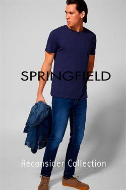 Ofertas de Springfield  en el folleto de Collado Villalba