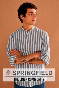 Catálogo Springfield ( Más de un mes)