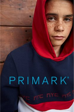 Ofertas de Primark  en el folleto de Valladolid