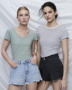 Ofertas de Camiseta mujer en Primark