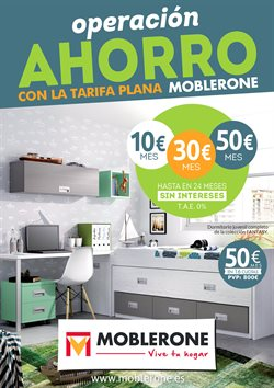Ofertas de Moblerone  en el folleto de Ceuta