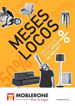 Ofertas de Hogar y muebles  en el folleto de Moblerone en Calahorra