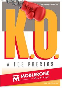 Ofertas de Moblerone  en el folleto de Salamanca
