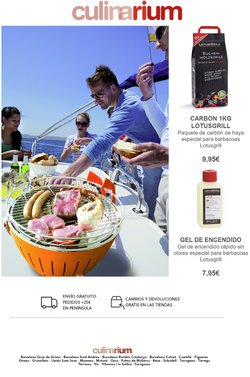 Ofertas de Culinarium en el catálogo de Culinarium ( 2 días más)