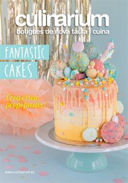 Catálogo Culinarium en Granollers ( 2 días más )