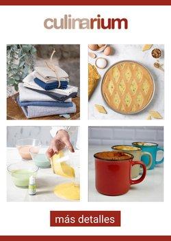 Ofertas de Culinarium en el catálogo de Culinarium ( 3 días más)