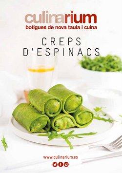 Ofertas de Culinarium en el catálogo de Culinarium ( Caducado)
